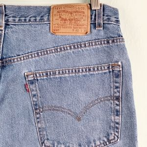 Vintage Levis Men's 550 Made in USA 40x30